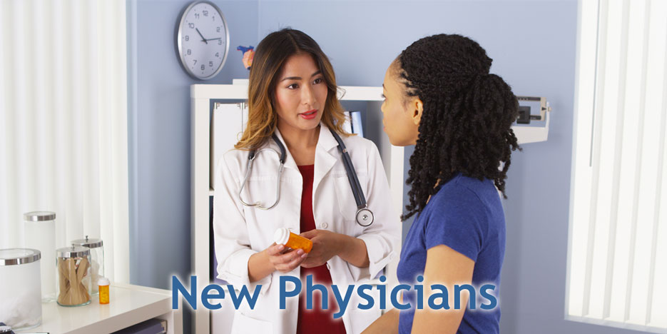 New Physician Billing